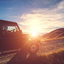 Sunset Jeep Safari