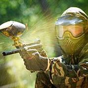 Paintball Party Weekend