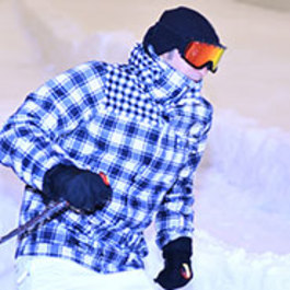 Indoor Skiing & Snowboarding