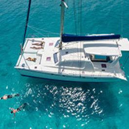 Party Catamaran Charter